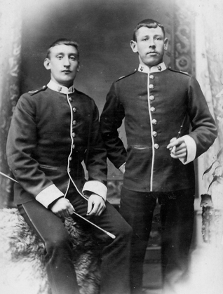Unknown soldiers, Loyal North Lancashire Regiment, Preston