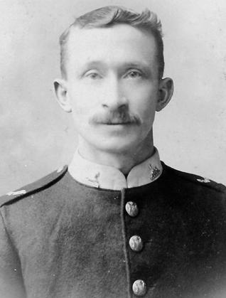 Unknown soldier, Gloucestershire Regiment