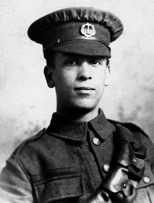 Pte Alfred Arthur Nixon, Essex Regiment circa 1913
