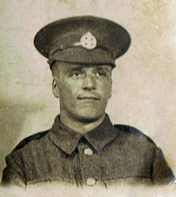 Rfm Jack Nixon, Rifle Brigade