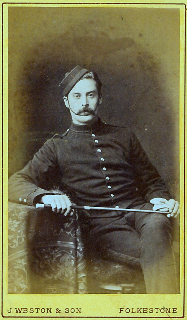Henry Clifford Howell, British Army Ancestors