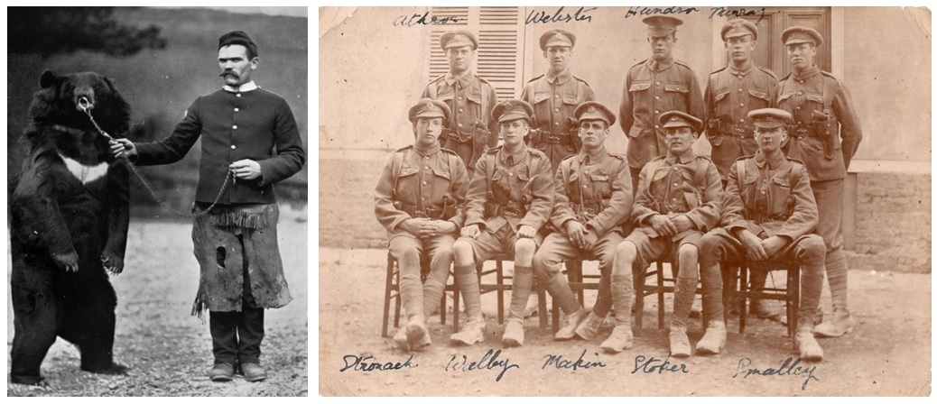 Remembering Thomas Baker, Samuel Athron and 'A' Special Coy, RE