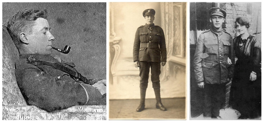 British Army Ancestors soldier photos