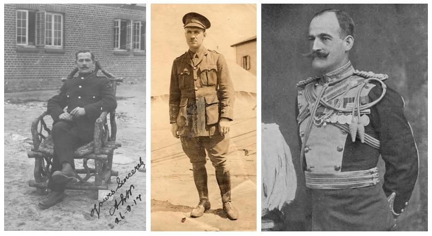 Lavell Leeson, Arthur Wake, Paul Kenna