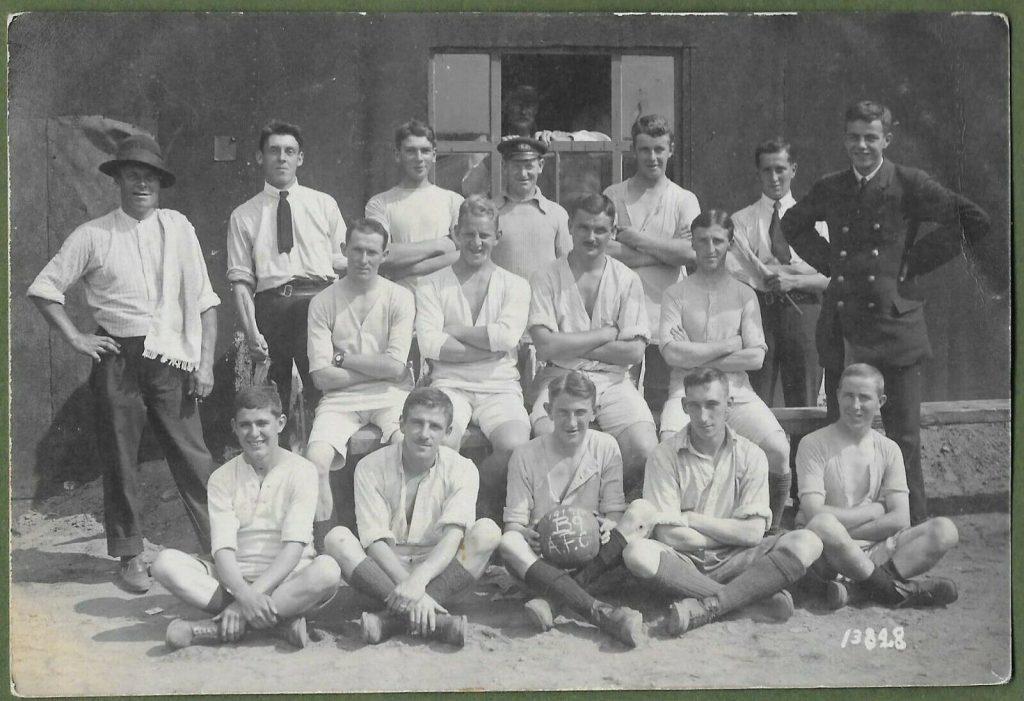 British Army prisoners of war, Brandenburg 1917