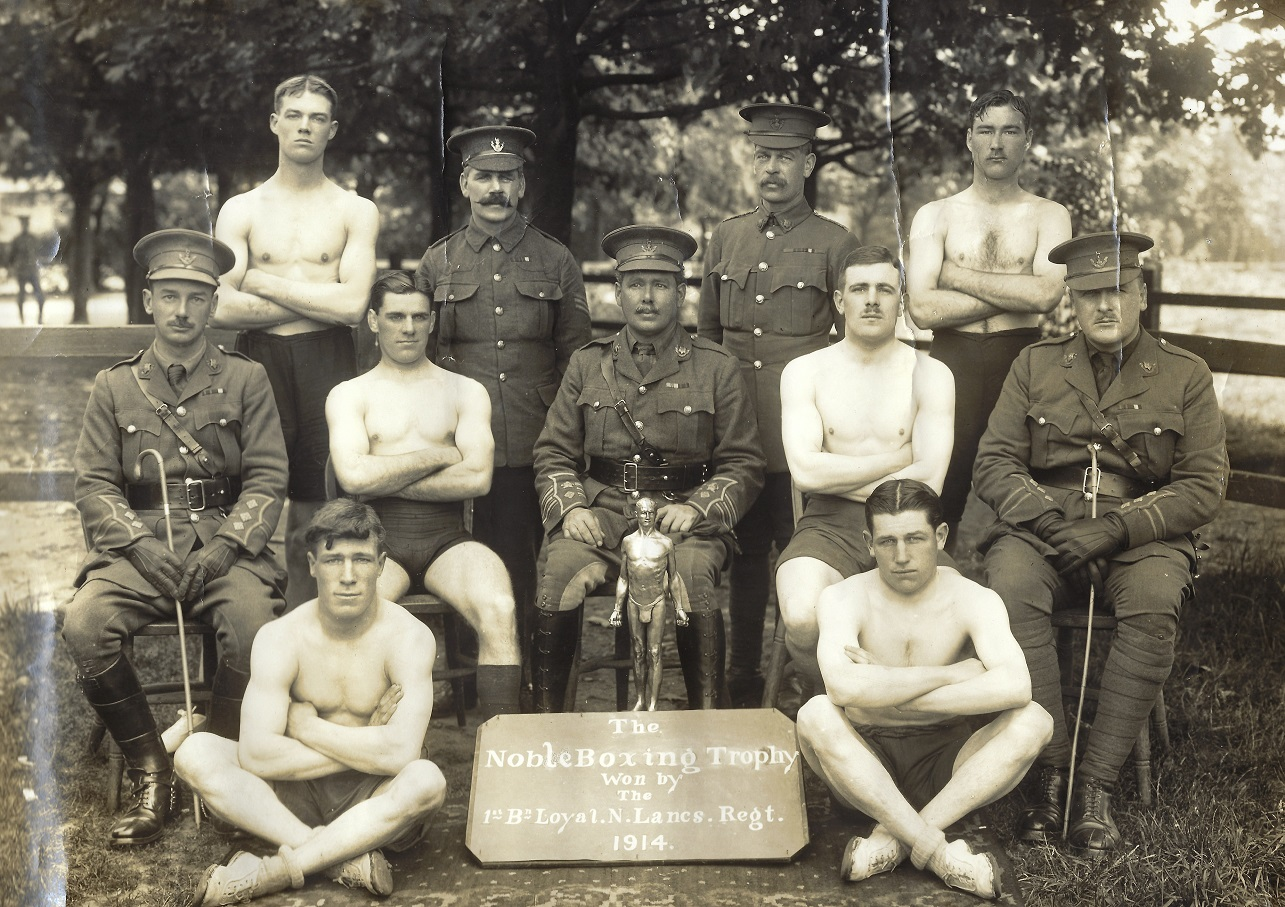 1st Loyal North Lancashire Regiment 1914
