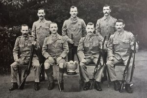Oxfordhsire & Buckinghamshire Light Infantry; India 1911