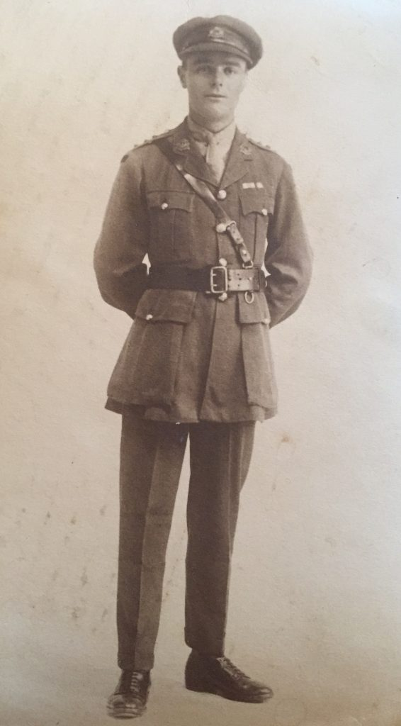 Find-a-Photo. Captain Alfred Iliffe MC, Bedfordshire Regiment