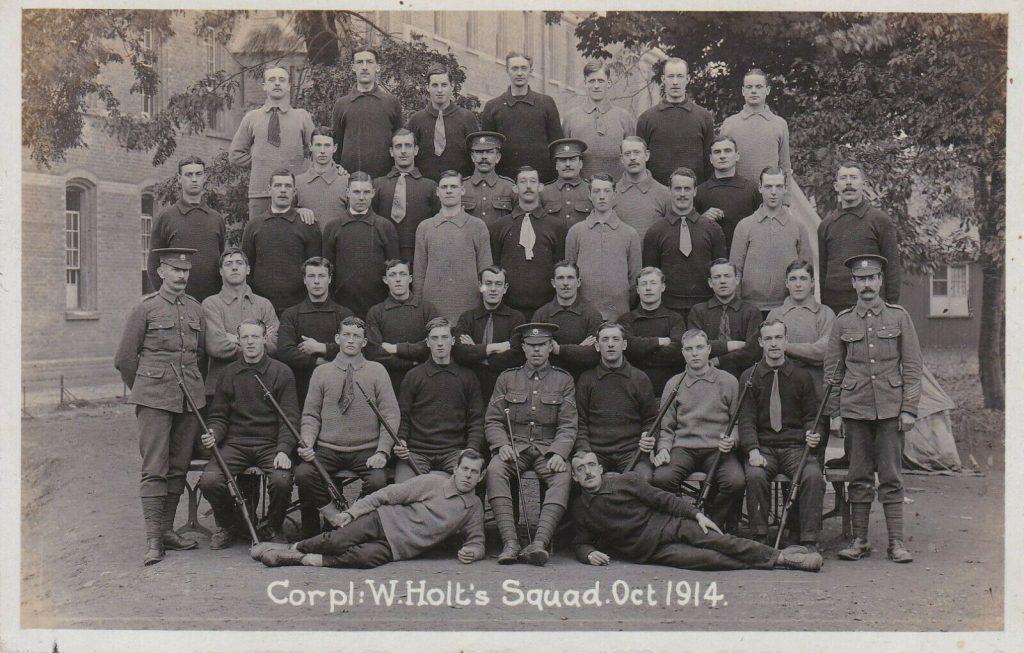 Coldstream Guards, Catererham